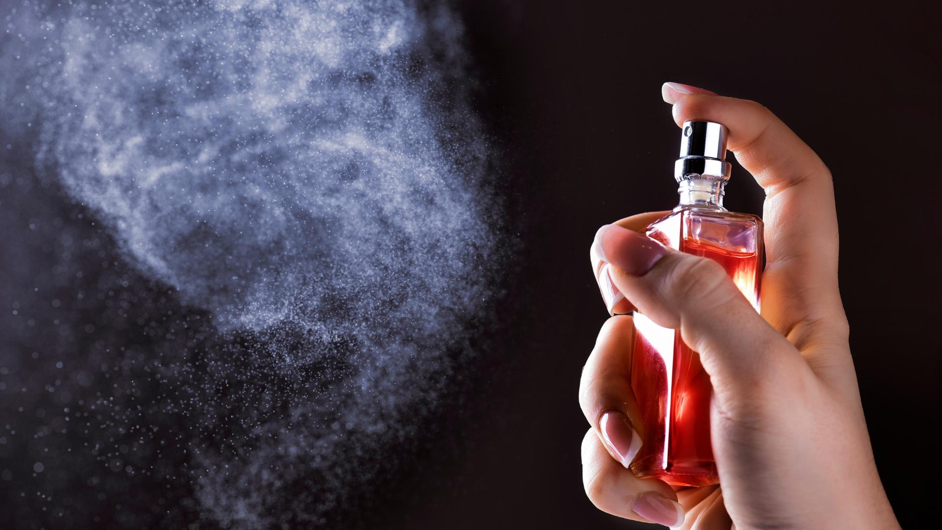 Ciri ciri parfum beralkohol